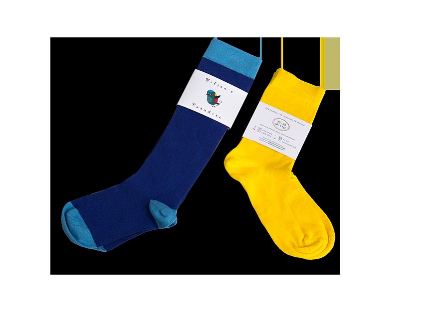 Sleeve sokken full colour bedrukt